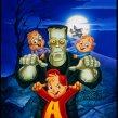 Alvin, Chipmunkovia a Frankenstein (1999)