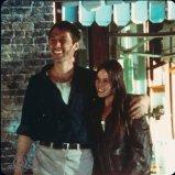 David Carradine (Big Bill Shelly), Barbara Hershey (Boxcar Bertha)