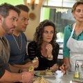 Joey Fatone (Angelo), Louis Mandylor (Nick), Gia Carides (Nikki), Stavroula Logothettis (Athena)