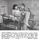 Phyllis Newman, Jack Warden