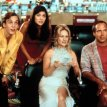 Chevy Chase (Clark Griswold), Beverly D'Angelo, Ethan Embry (Rusty Griswold), Marisol Nichols (Audrey Griswold)