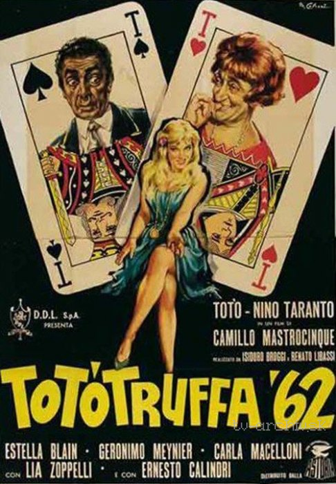 Totòtruffa 62 1962