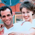 Alyssa Milano (Rita Summers), Brian Bloom (Mort)