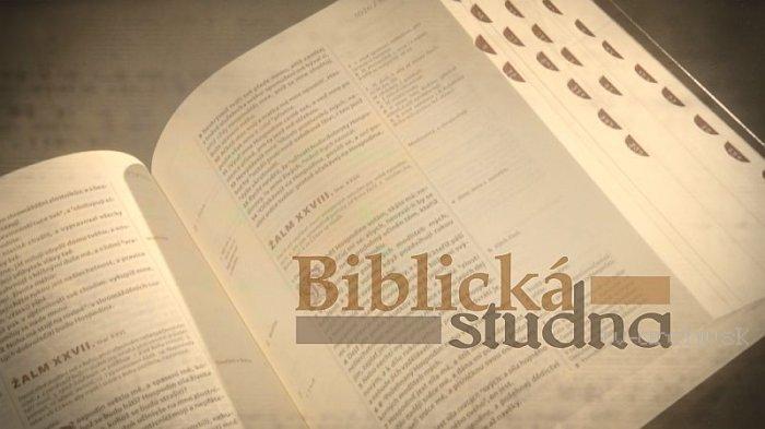 Biblická studna