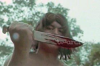 Krvavá Amazonka