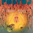 Plagát k filmu: Postoj (1988). Zobrazenie: kresba, trojuholník, v uhloch trojuholníka ľudská hlava, ľudská lebka, ľudské oko.