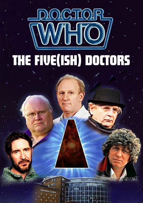 The Five(ish) Doctors Reboot 2013