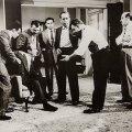 Humphrey Bogart, Rod Steiger, Val Avery, Herbie Faye, Carlos Montalbán, Nehemiah Persoff