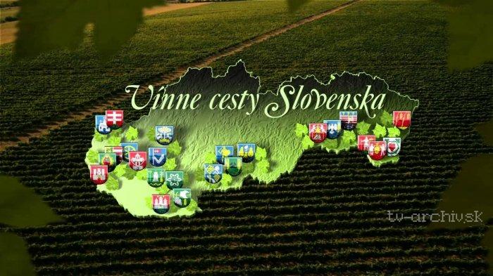 Vínne cesty Slovenska