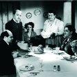 Charles Chaplin (Henri Verdoux - Alias Varnay - Alias Bonheur - Alias Floray), Robert Lewis, Mady Correll, Allison Roddan, Almira Sessions