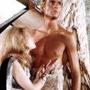 Jane Fonda (Barbarella), John Phillip Law (Pygar) zdroj: imdb.com