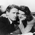Katharine Hepburn (Tess Harding), Spencer Tracy (Sam Craig)