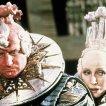 Robin Williams (King of the Moon), Valentina Cortese (Queen Ariadne)