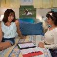 Alia Shawkat (Fiona), Aubrey Plaza (Brandy Klark)