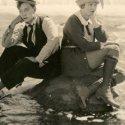 Frigo v balonu (1923)