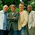 Ray Burdis (Gary), Nigel Havers (Terry), Anthony Head (James), Don Warrington (Patrick)