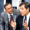 George Segal (Walter Whitney), Dick Martin (Victor Bard)
