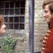 Romola Garai (Amelia Sedley), Rhys Ifans (William Dobbin)