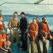Mews Small (Candy), Brad Dourif (Billy Bibbit), Jack Nicholson (R.P. McMurphy), William Duell (Sefelt), Danny DeVito (Martini), Vincent Schiavelli (Fredrickson), Delos V. Smith Jr. (Scanlon), Christopher Lloyd (Taber)