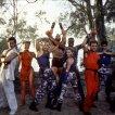 Byron Mann (Ryu), Ming-Na Wen (Chun-Li), Jean-Claude Van Damme (Colonel Guile), Andrew Bryniarski (Zangief), Kylie Minogue (Cammy), Grand L. Bush (Balrog)