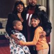 Nia Long (Suzanne Kingston), Ice Cube (Nick Persons), Aleisha Allen (Lindsey Kingston), Philip Bolden (Kevin Kingston)