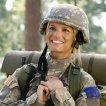 Jessica Simpson (Private Megan Valentine)