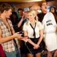 Chelsea Handler (Joy), Josh Pence (Keevin), James Pumphrey (Brueder)