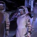 Tembi Locke (Grace Monroe), Neil Grayston (Douglas Fargo), Niall Matter (Zane Donovan)