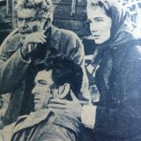 Rock Hudson, Julie Adams, Jay C. Flippen