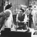 Johnny Depp (Ed Wood), Martin Landau (Bela Lugosi), Juliet Landau (Loretta King), George 'The Animal' Steele (Tor Johnson)