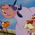Jodi Benson (Thumbelina), Tony Jay (Cow), Will Ryan (Hero)