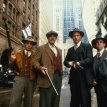 Sean Connery (Jim Malone), Kevin Costner (Eliot Ness), Andy García (Agent George Stone), Charles Martin Smith (Agent Oscar Wallace)