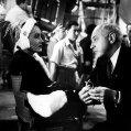 Gloria Swanson (Norma Desmond), Cecil B. DeMille (Cecil B. DeMille)
