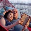 Bruce Willis (Old Joe), Qing Xu (Old Joe's Wife)