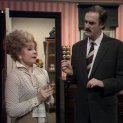 John Cleese (Basil Fawlty), Prunella Scales (Sybil Fawlty)