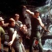 Burt Reynolds (Lewis), Jon Voight (Ed), Ned Beatty (Bobby), Ronny Cox (Drew), Bill McKinney (Mountain Man)