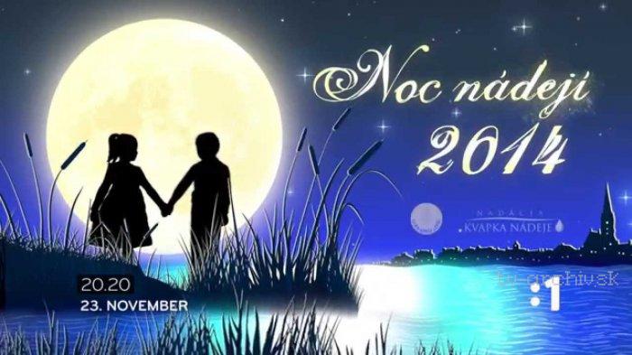 Noc nádejí 2014