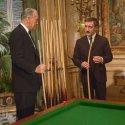 Peter Sellers (Jacques Clouseau), George Sanders (Benjamin Ballon)