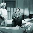 Leon Ames (Kyle Sackett), Lana Turner (Cora Smith), John Garfield (Frank Chambers)