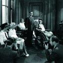 Lana Turner (Cora Smith), John Garfield (Frank Chambers)