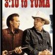 Glenn Ford (Ben Wade), Van Heflin (Dan Evans)