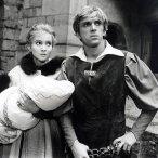 Daniela Kolářová (Blanka z Valois), Jaromír Hanzlík (Kralevic Karel)