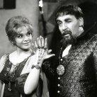 Milena Zahrynowská (Sofie), Miloš Kopecký (Jan Lucemburský)