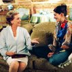 Julie Andrews (Queen Clarisse Renaldi), Anne Hathaway (Mia Thermopolis)