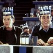 Matthew Broderick (Steven M. Kovacs), Jim Carrey (The Cable Guy)