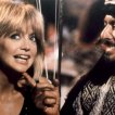 Goldie Hawn (Sunny), Richard Romanus (Emir)