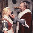 Eberhard Mellies (König Ewald), Dana Morávková (Prinzessin Aurinia)