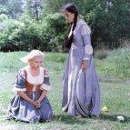 Michaela Kuklová (Liesa), Dana Morávková (Prinzessin Aurinia)