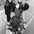 Johnny Depp (Cry-Baby), Traci Lords (Wanda Woodward), Ricki Lake (Pepper Walker)