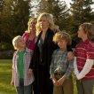 Jennie Garth (Susan), Conrad Bluth (Josh), Riley Thomas Stewart (Ryan), Miles Elliot (Logan)